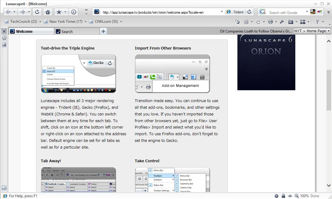 15 Impressive Alternative Browsers — Smashing Magazine