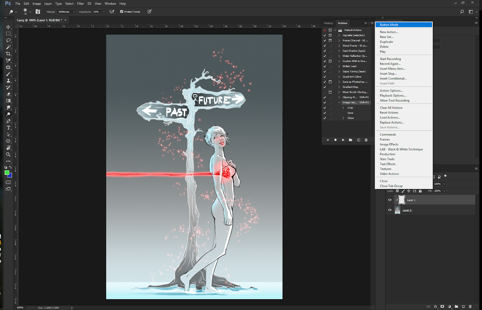 Photoshop Workflows And Shortcuts For Digital Artists