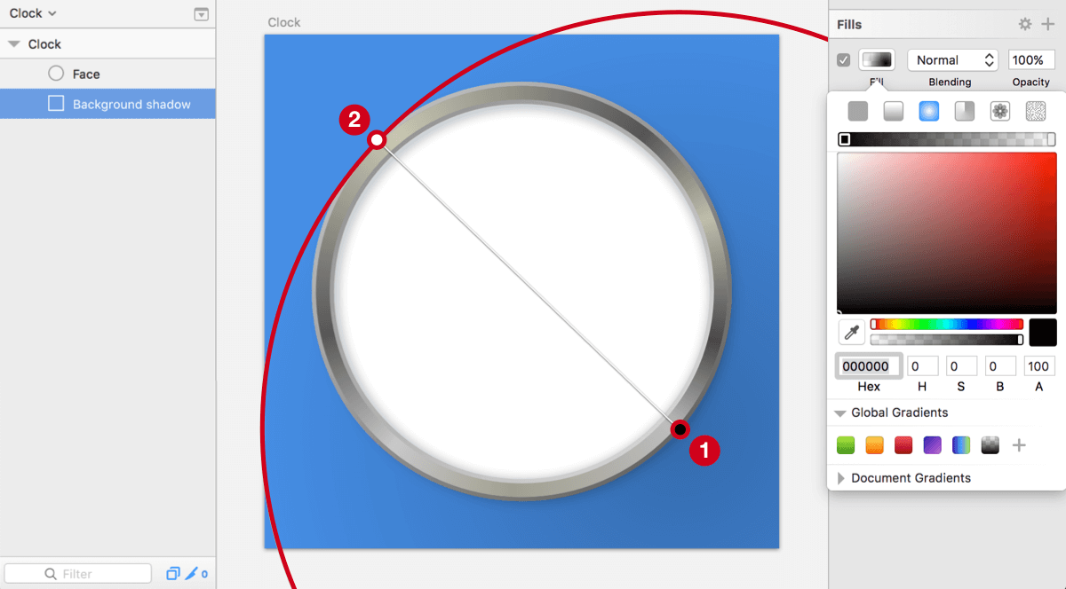 How To Create A Realistic Clock In Sketch — Smashing Magazine