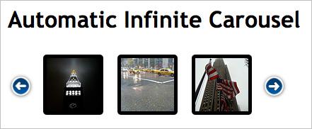 Automatic Infinite Carousel