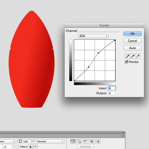 To add a Curves live filter, go to the Properties panel and click + → Add live filters → Adjust Color → Curves.