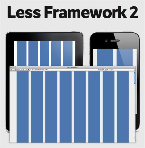 Less Framework 2