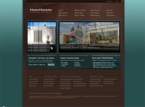 Marin Real Estate