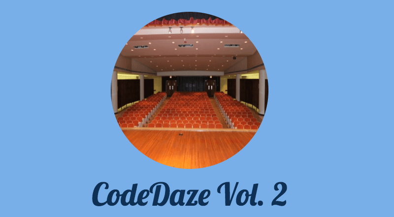 CodeDaze Vol. 2