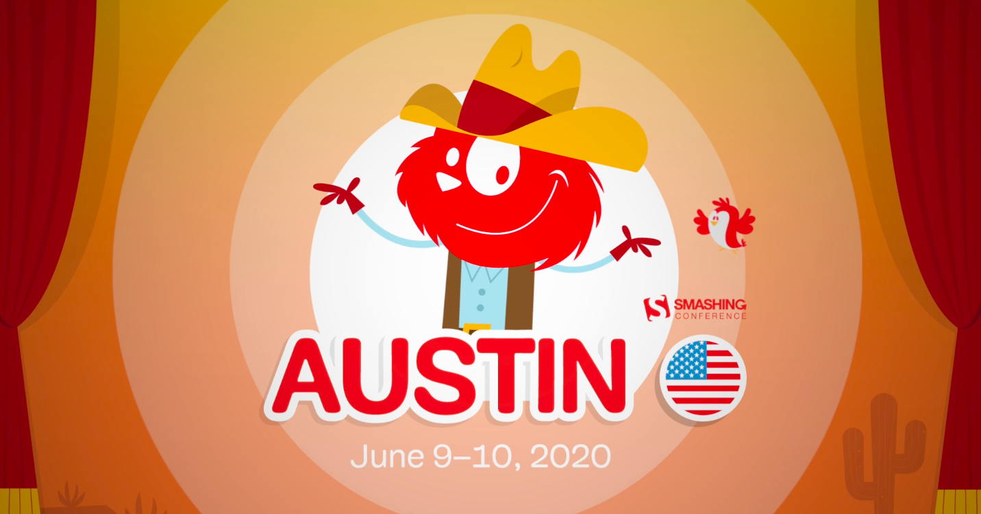 Introducing Our New SmashingConf City Of Austin