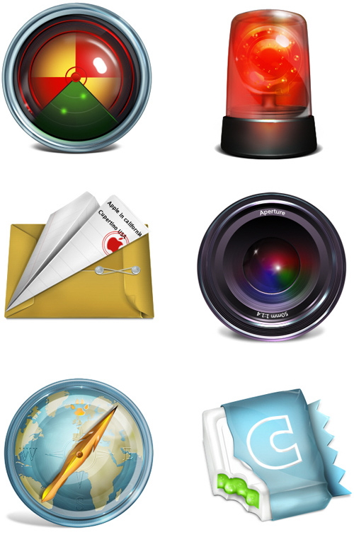 Free High Quality Icon Sets - iMod for Dock