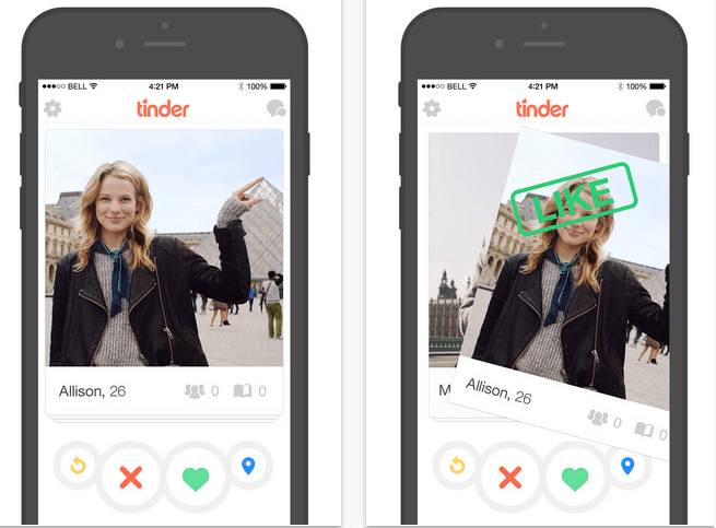 Tinder preview