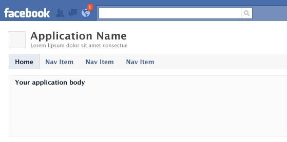 Facebook-App-Template