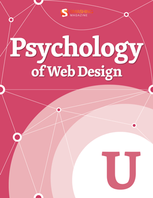Psychology of Web Design cover
