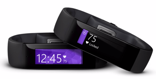 Microsoft Band is not a watch, but its features are quite similar to one