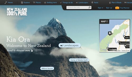 Behind The Scenes Of Tourism New Zealand (Case Study)