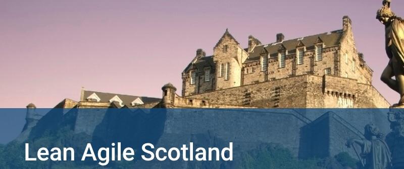 Lean Agile Scotland 2018