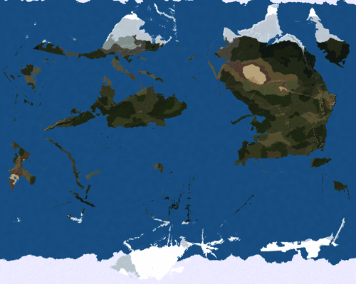 World Engine Map