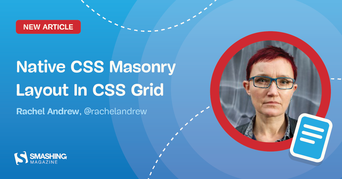 Native CSS Masonry Layout In CSS Grid