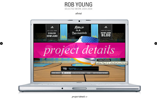 Rob Young screen shot.