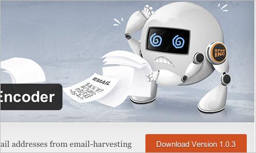 WordPress › Email Address Encoder « WordPress Plugins
