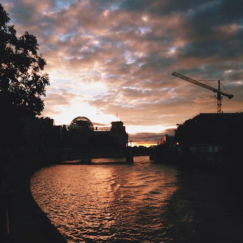 Berlin's calming scene makes it feel less chaotic in an industry that is always on the go.
