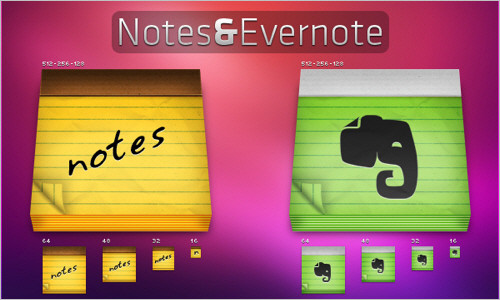 Notes and Evernote