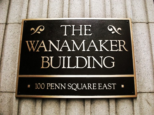 Wayfinding and Typographic Signs - wannaman