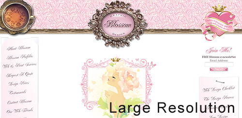 Blossom Graphic and Web Design Boutique