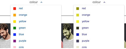 Amazon color picker