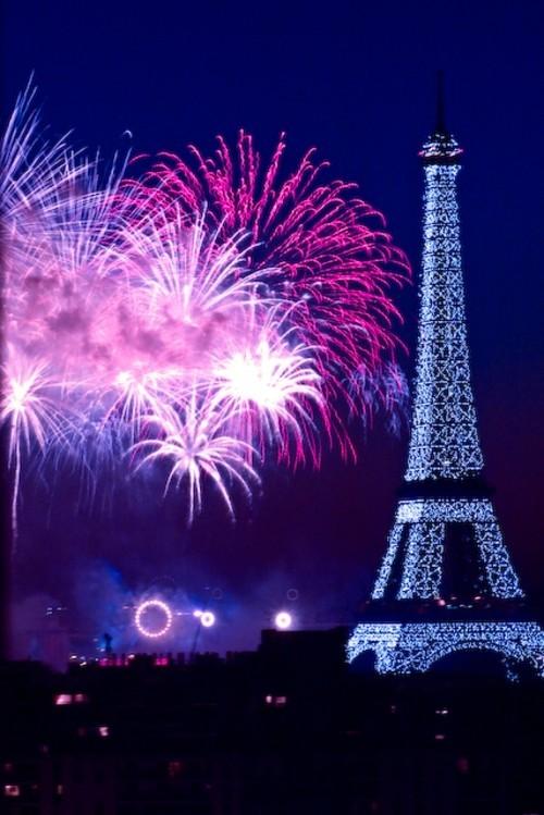 Fireworks Photos - 14 juillet en couleur
