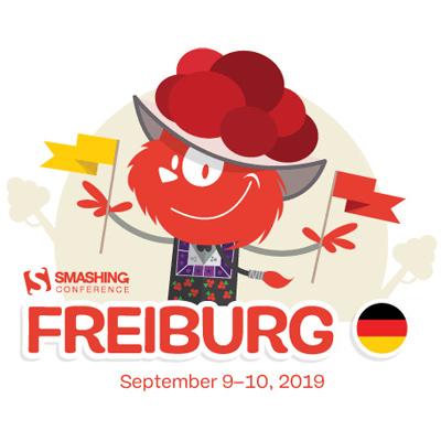SmashingConf Freiburg 2019