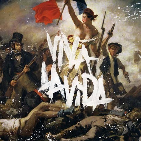 Showcase of Beautiful Album and CD covers- Coldplay - Viva La Vida