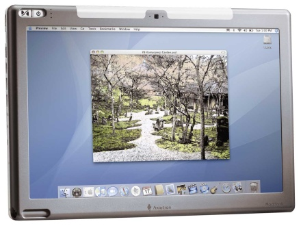 Laptop Designs - Mac Tablet