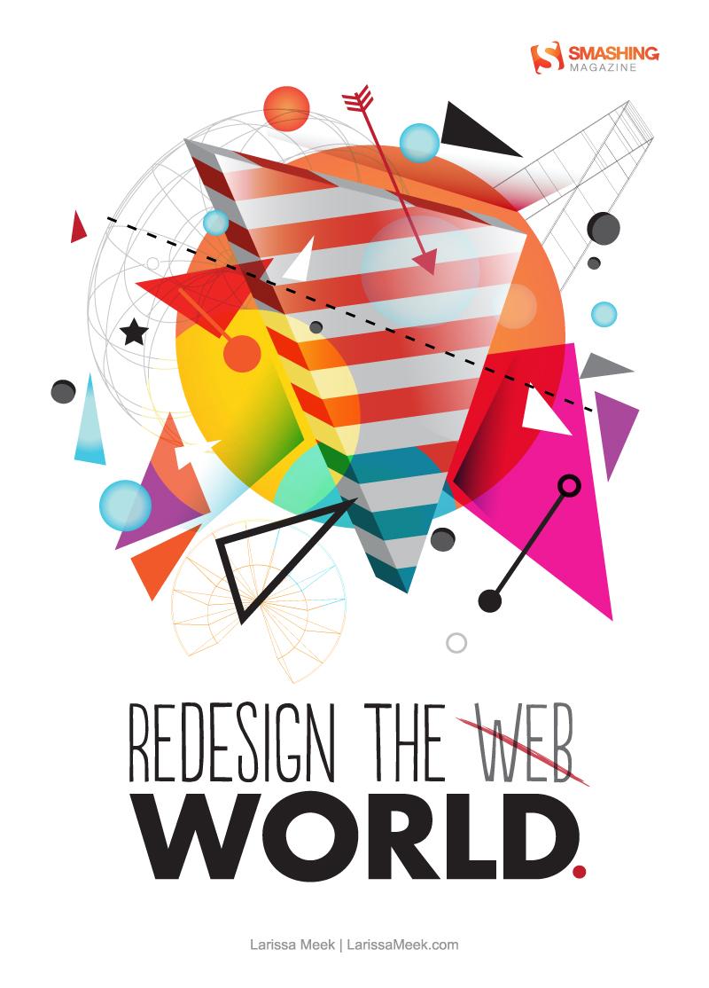 35 Gorgeous PDF Posters: Redesign The Web — Smashing Magazine
