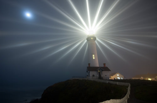Mind-Blowing Photos - Pigeon Point Lighthouse