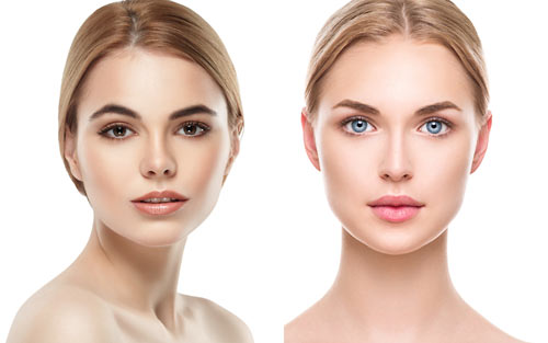 how to blend faces in photoshop