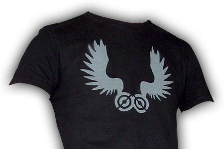 Custom T-Shirt Stencil Design