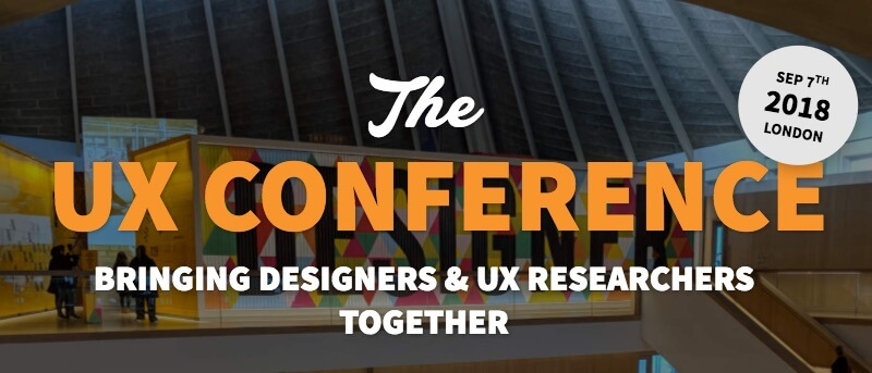 The UX Conference 2018