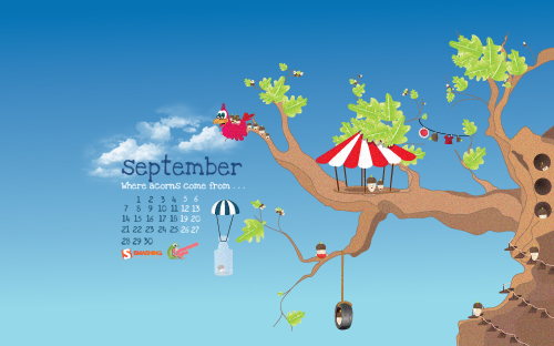 Smashing Wallpaper - september 09