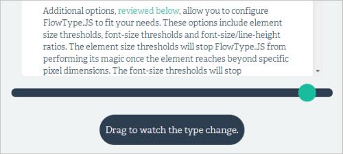 FlowType.JS Screenshot