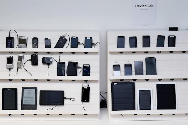 Helsinki Device Lab