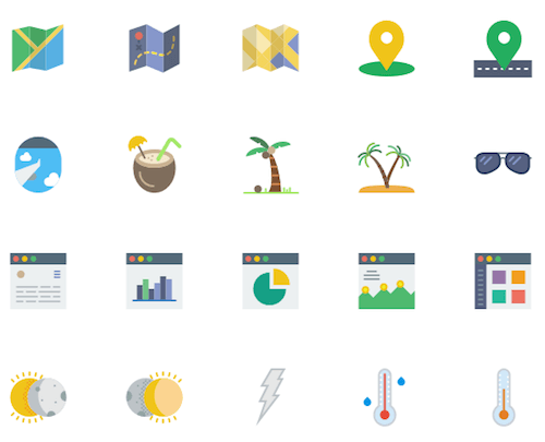 Smashicons – A  Carefully Crafted Iconset in 4 Styles [Freebie]