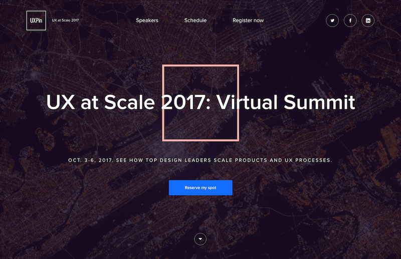 UX at Scale Virtual Summit