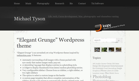 100 Amazing Free Wordpress Themes for 2009 — Smashing Magazine