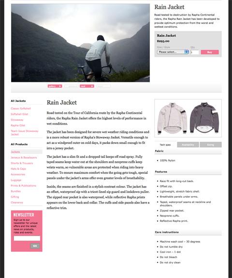 ecommerce screenshot