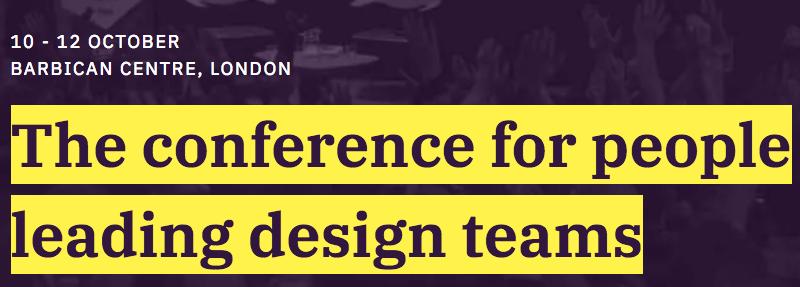 Leading Design 2018