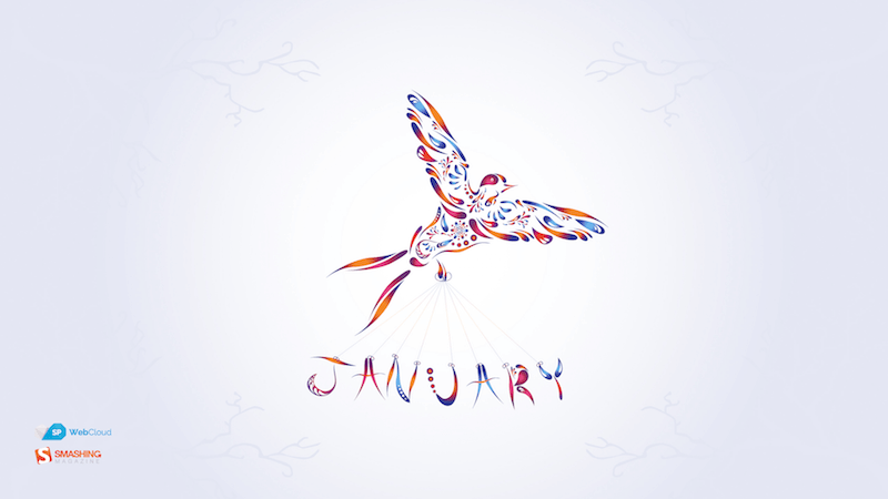 The Early January Bird