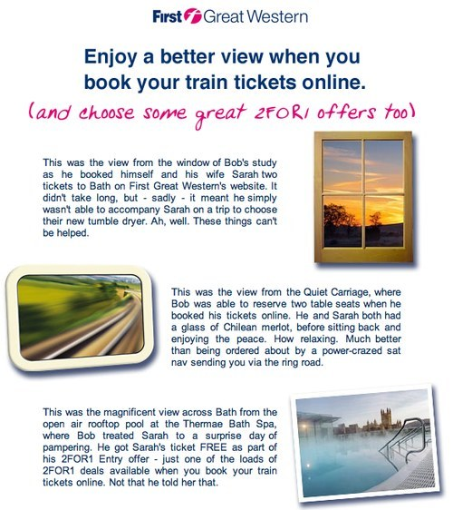 First Great Western newsletter