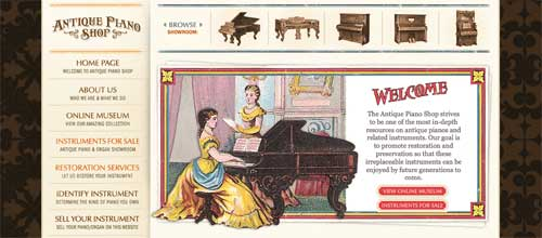antiquepianoshop.com