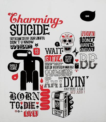 Typography Retro Poster