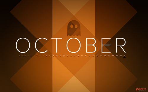 Smashing Wallpaper - October 2011