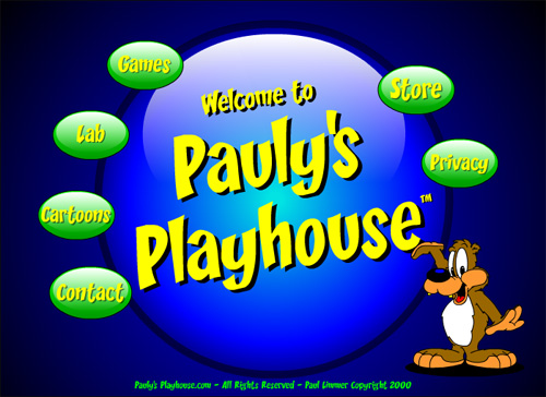 Pauly's Playhouse