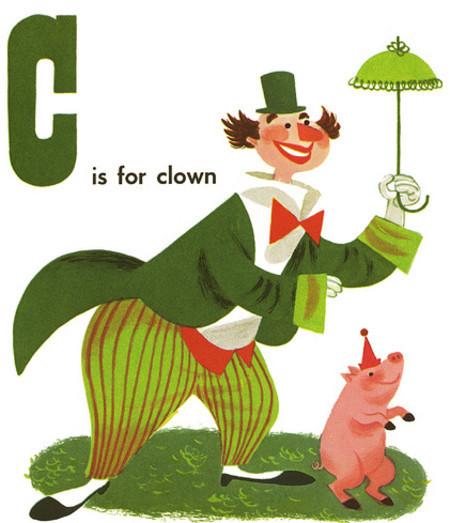 Vintage and Retro - Hudson - Circus C