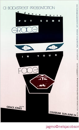 Grace Face by Jagmo